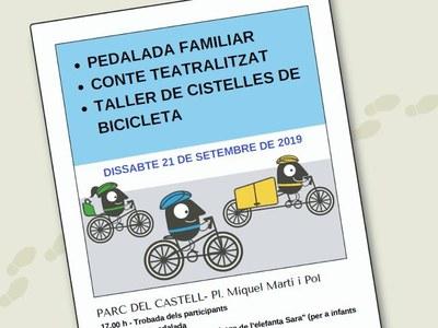 La celebració de la Setmana Europea de la Mobilitat Sostenible i Segura torna un any més a Sant Fruitós de Bages