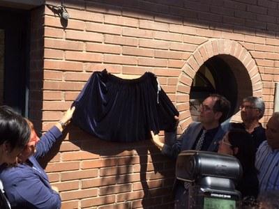 La consellera Dolors Bassa inaugura la residència d'avis el Lledoner