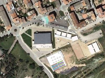 La construcció del gimnàs de l'escola Pla del Puig haurà d'esperar a causa de deficiències en la redacció del projecte
