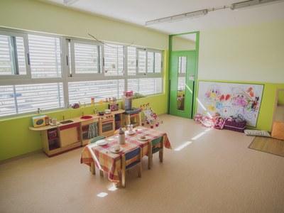 La Llar d'Infants Municipal Les Oliveres obrirà el proper 1 de juny adaptant-se a totes les mesures de prevenció