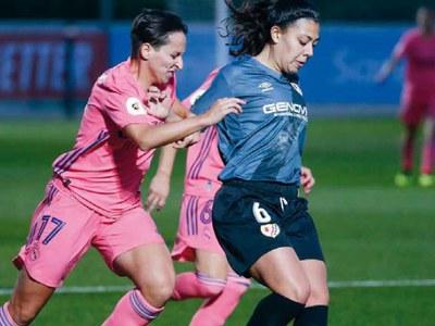 La santfruitosenca Paula Fernández, nominada entre les millors futbolistes joves espanyoles
