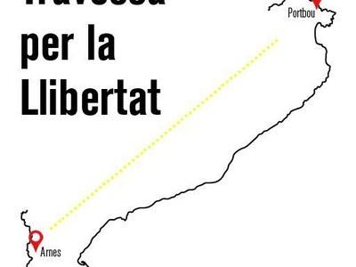 La Travessa per la Llibertat de l'exconseller Jordi Turull passarà per Sant Fruitós de Bages