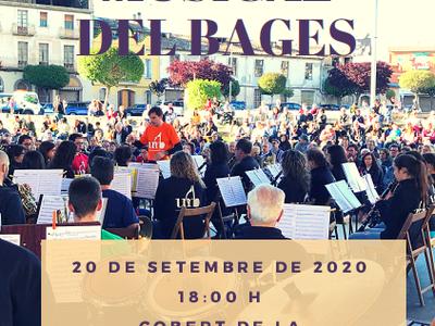 La Unió Musical del Bages actuarà aquest diumenge a Sant Fruitós de Bages