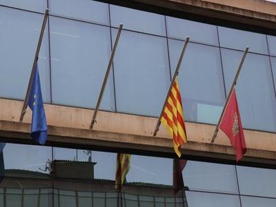 L'Ajuntament de Sant Fruitós de Bages es suma al dia de dol decretat per la Generalitat de Catalunya per la víctima i les cinc persones desaparegudes pel temporal