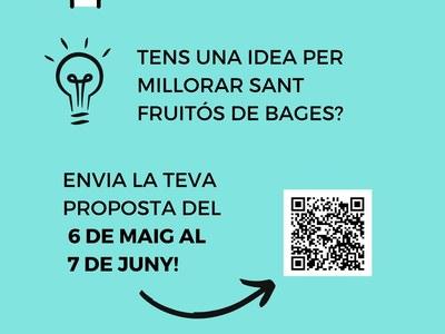 L'Ajuntament de Sant Fruitós de Bages impulsa els primers pressupostos participatius del municipi