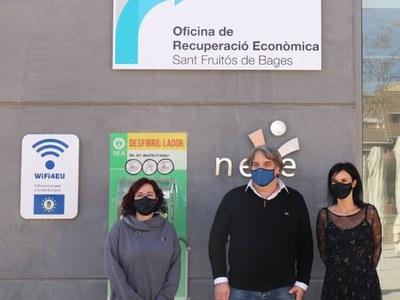 L'Ajuntament de Sant Fruitós de Bages presenta un pla estratègic per a la recuperació econòmica del municipi