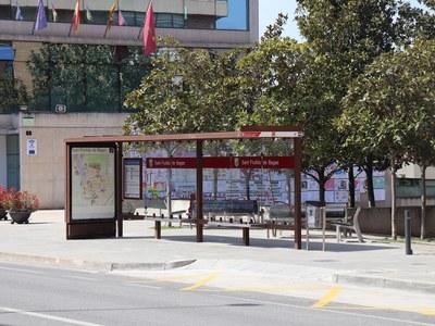 L'Ajuntament de Sant Fruitós de Bages subvencionarà les targetes d'autobús dels alumnes de Batxillerat del municipi