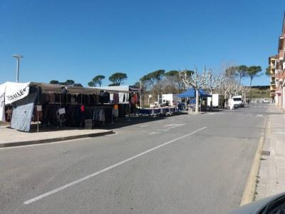 Les mesures preses per l'Ajuntament reactiven el mercat de Torroella de Baix