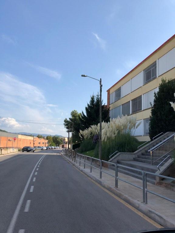 Exterior Escola Paidos