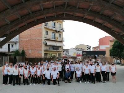 Les sessions de ball sota el Cobert finalitzen la temporada amb gran èxit de participació