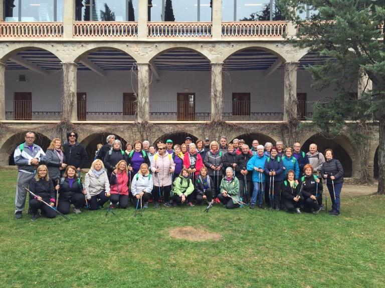 Participants de Sant Fruitós de Bages