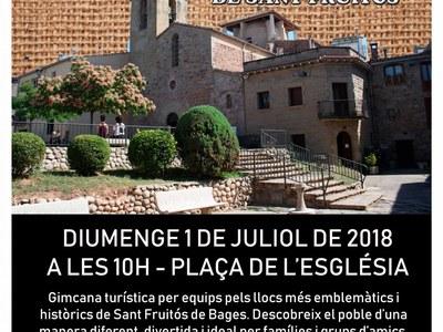 OBERTES LES INSCRIPCIONS PER A LA NOVA GIMCANA FAMILIAR DE FESTA MAJOR