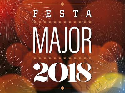 Programa de la Festa Major d'Estiu 2018