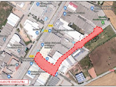 S'aprova el projecte executiu d'una nova fase de les obres de millora del clavegueram al polígon industrial CasaNova