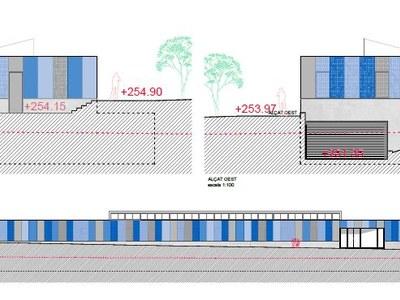 S'aprova l'avantprojecte per la construcció de la comissaria de la Policia Local  al solar de l'antiga fàbrica Bertrand i Serra