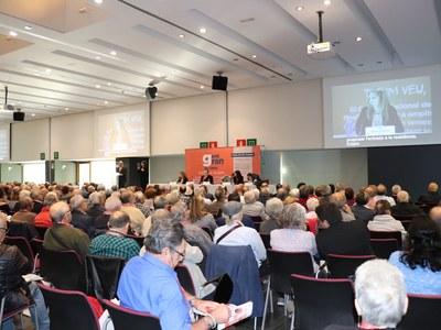 Sant Fruitós de Bages acull el 8è Congrés Nacional de la Gent Gran