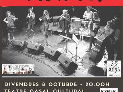 Sant Fruitós de Bages celebra les Jornades Europees de Patrimoni amb música, dansa i visites guiades gratuïtes
