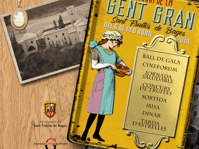 Sant Fruitós de Bages dedica una setmana d'activitats a la gent gran