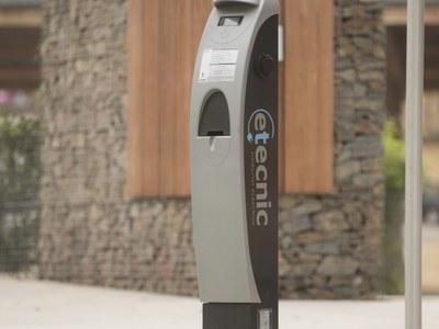 Sant Fruitós de Bages disposarà de 2 nous punts de recàrrega de vehicles elèctrics