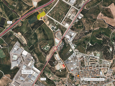 Sant Fruitós de Bages disposarà d'un túnel del vent i d'una àrea d'estada d'autocaravanes