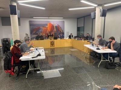 Sant Fruitós de Bages es declara municipi feminista en el mateix Ple on es commemora el Dia Internacional de les Dones i s'aprova l'adhesió al protocol davant les violències sexuals en espais d'oci