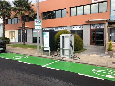 Sant Fruitós de Bages exposa el projecte de recàrrega de vehicles elèctrics del municipi en una jornada organitzada per l'Institut Català d'Energia