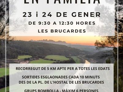 Sant Fruitós de Bages instal·la un circuit d'orientació per l'entorn natural del municipi per fer en família o grup bombolla
