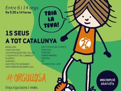Sant Fruitós de Bages serà una de les seus de la 7a Jornada de Futbol Femení de la Federació