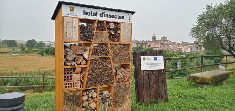 Hotel d'insectes