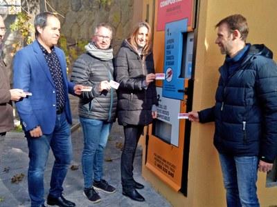 Sant Fruitós de Bages triplica el reciclatge en el primer any de la prova pilot amb contenidors tancats
