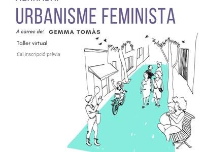 Xerrada sobre urbanisme feminista en el marc dels actes del març lila