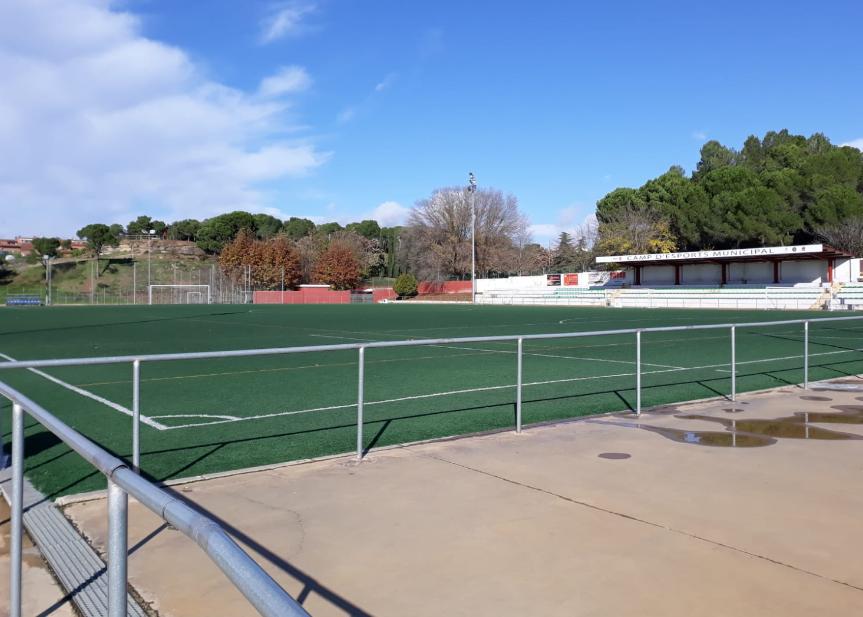 Camp Municipal de Futbol