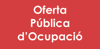 Oferta pública d'ocupació